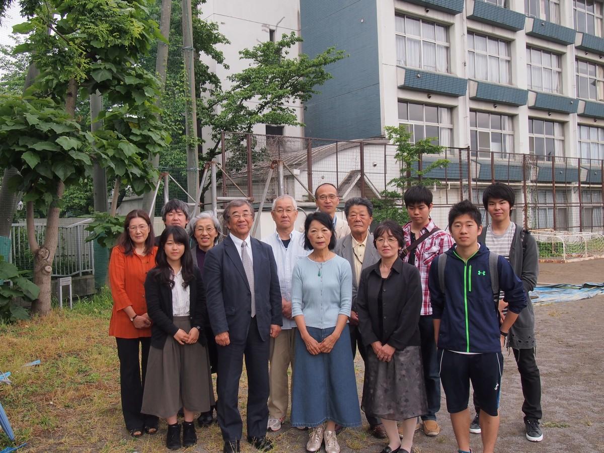平成27年度第一回の幹事会を開催しました。